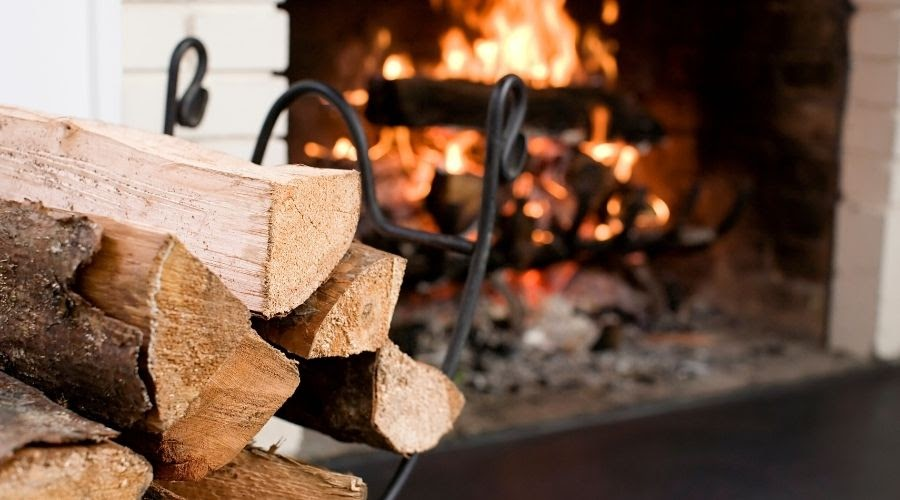 The New Trend: Wood-Burning Fireplaces
